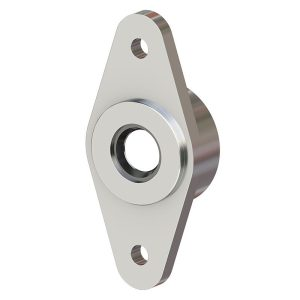 Chicago Pneumatic MOUNTING FLANGE WITH HOLES M25