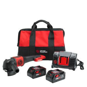 """Chicago Pneumatic CP8345 CORDLESS GRINDER 4.5"""""""