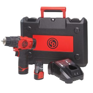 """Chicago Pneumatic CP8528K 3/8"""" CORDLESS DRILL DRIVER KIT"""