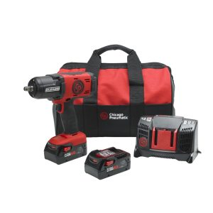 Chicago Pneumatic CP8849 with 2x4.0Ah BATTERIES